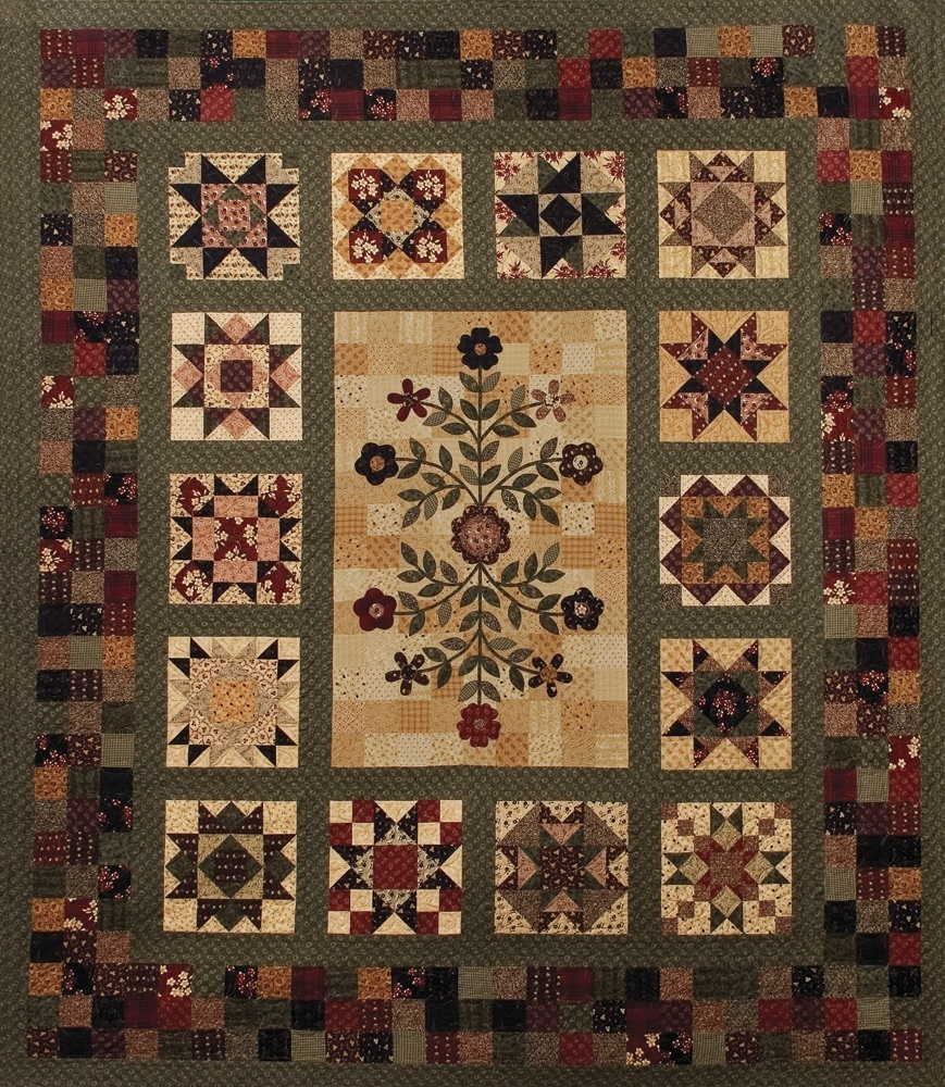 Blocks Of The Month Quilt Cove Store