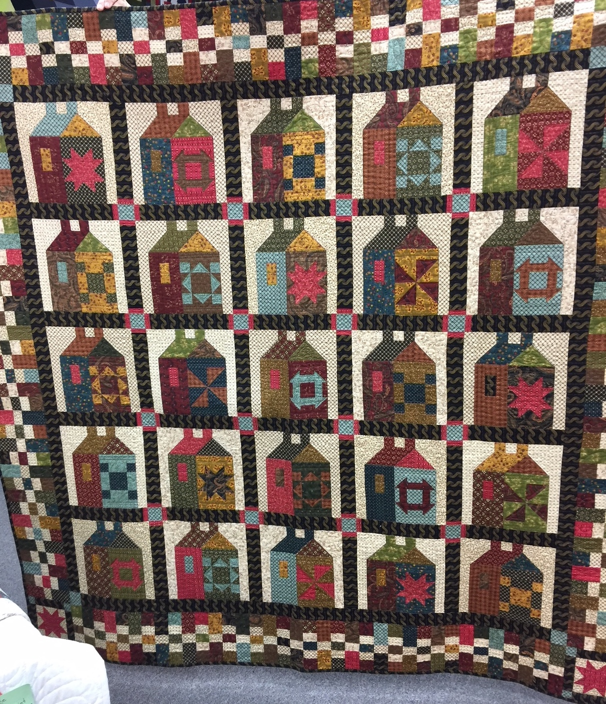 Quilt Cove Store Fabric Quilting Supplies Kits Blocks Of The
